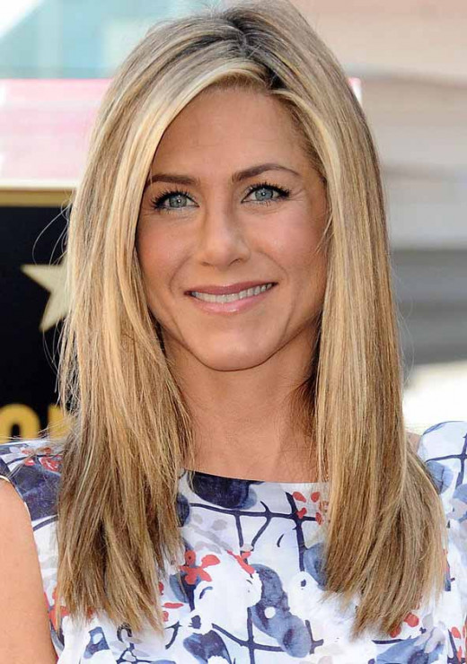 Jennifer Aniston today