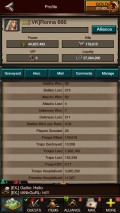 Game of War Fire Age - How to assess your opponents without scouting