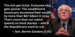 This was on Twitter showing what Senator Bernie Sanders believes in. Click on this picture for a bigger and more clear picture if it!