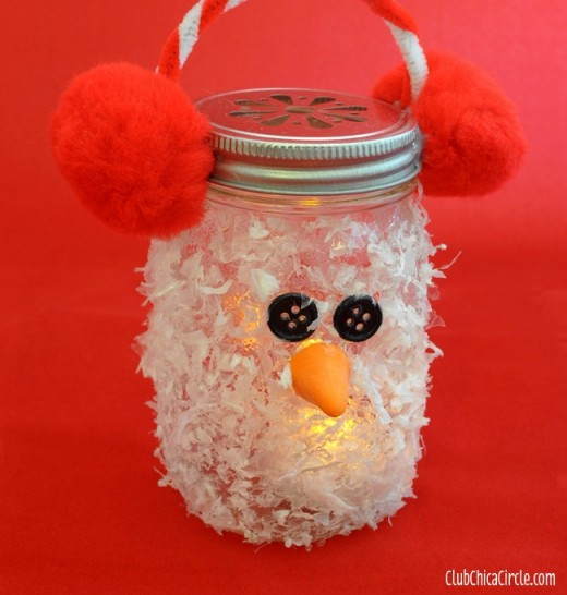 Craft Ideas Empty Jam Jars: 88 Outstanding Craft Projects Using Glass Jars