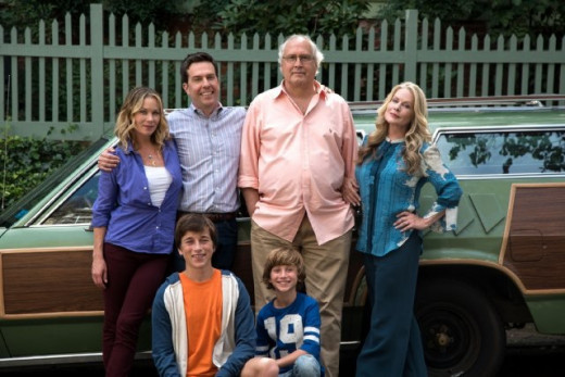 Cast of Vacation