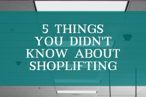 shoplifting and its affects on the Any extra cost that a business incurs as a result of shoplifting will typically be passed on to its customers the cost of global retail crime-plus-loss prevention.