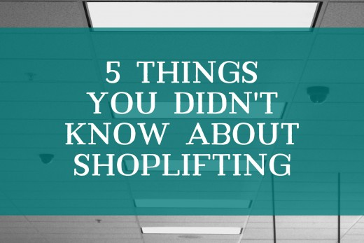 Caught Shoplifting But Wasn't Really Shoplifting?