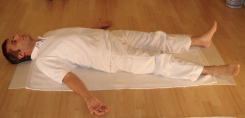 Savasana (Death Pose)