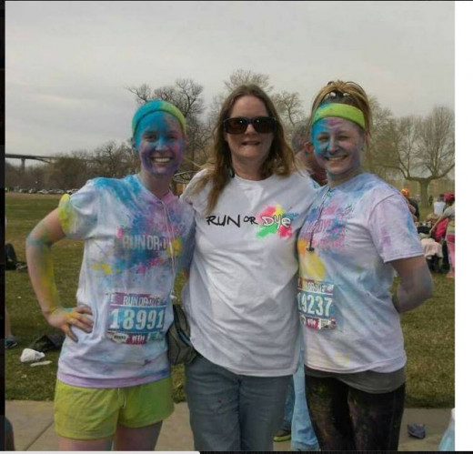 2014 Run or Dye Color Run