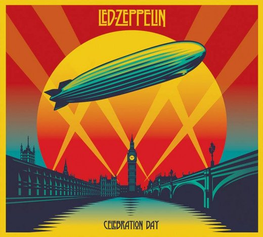 """Cover for """"Celebration Day"""""""