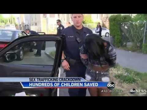 Federal Bureau of Investigation - Detroit Field Office release, Ingham County Sex Trafficking Crackdown: FBI Rescues 168 Children, 281 pimps nabbed.