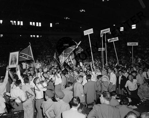 Dixiecrat convention 1948