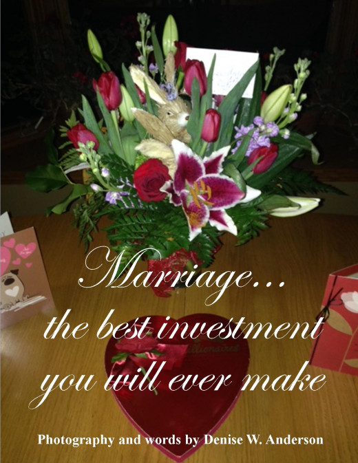 Every positive thing we do when we are with our spouse is an investment.