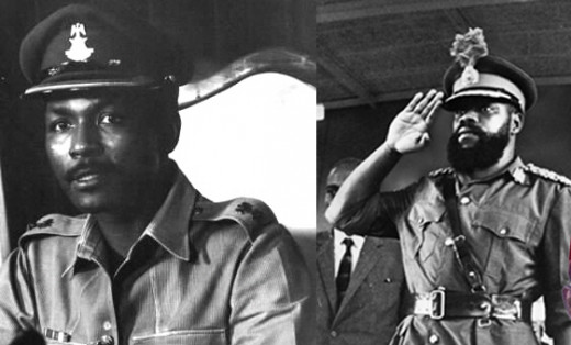 Ojukwu and Gowon, fought Nigeria's Civil war from 1967 to 1970