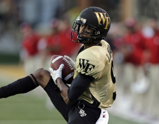 Kevin Johnson, CB, Wake Forest