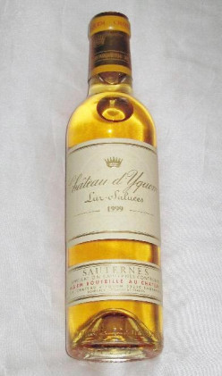 Mustering the Chatau d'Yquem Sauternes Experience