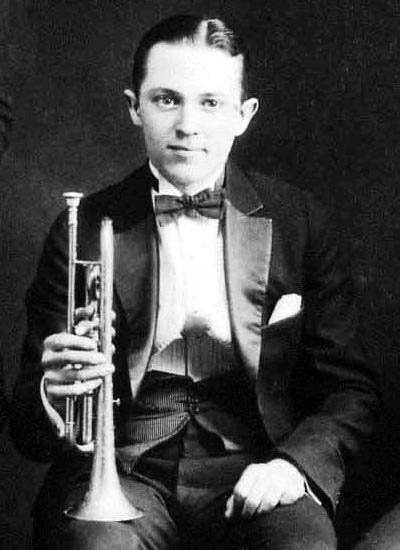 Bix Beiderbecke in 1924