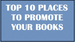Top 10 Places to Promote your Books
