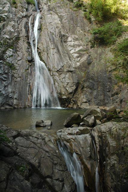 Nunobiki Falls Shin Kobe Hyogo Japan