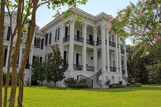 Louisiana Plantation