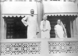 Gandhi and Khan Abdul Gaffar Khan