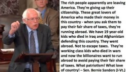 Bernie Sanders is for real