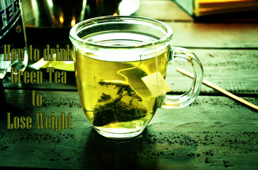 Have Green Tea daily to lose weight