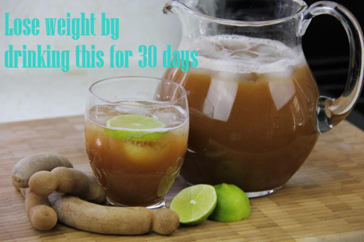Tamarind Juice for weight loss