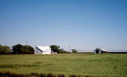 Rural South Dakota
