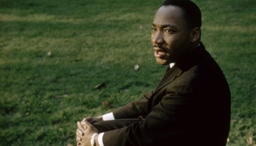 Martin Luther King (Jnr)