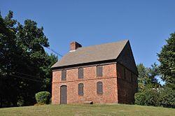 Duston Haverville later house