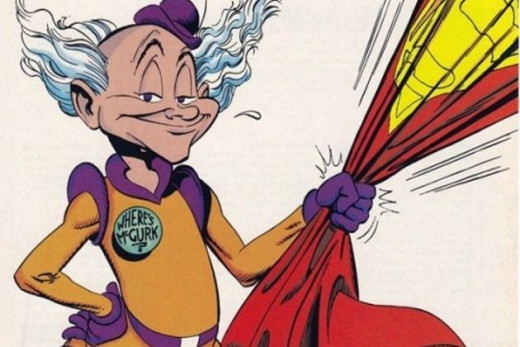 Mister Mxyzptlk can Shape Reality at his will