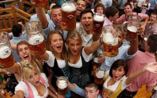 Experience Oktoberfest with a great company
