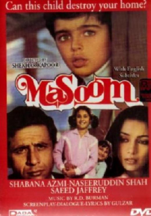 Masoom - 1983 Indian drama film