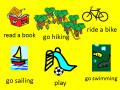 English Lesson: Summer