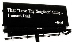 Loving Your Neighbor: What The Bible Says