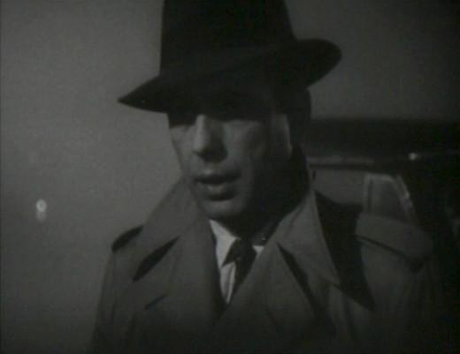 Humphrey Bogart in 'Casablanca'