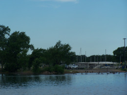 Deep bayou where treasures await...
