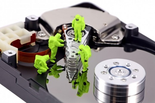 Data Recovery can be Expensive - Back it up!