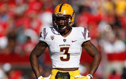 Damarious Randall, DB, Arizona State