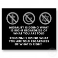 Why Religion and the Belief in Any 'God' is Detrimental to Humanity