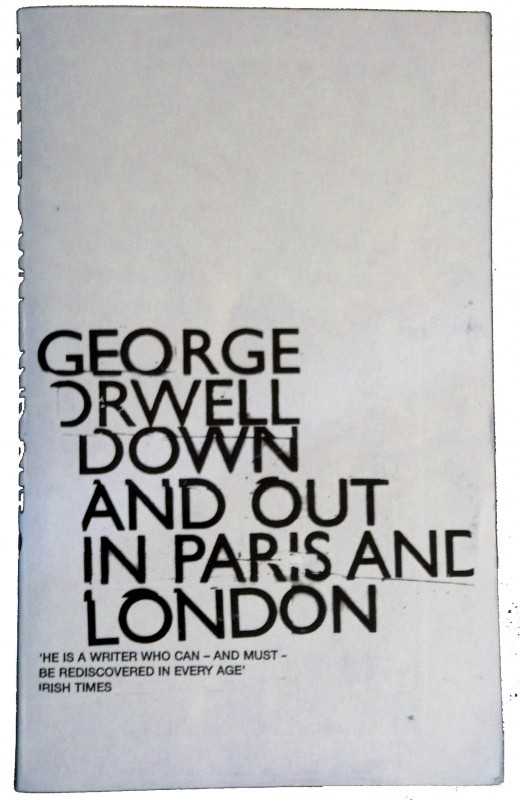 George Orwell's 'Down and Out in Paris and London'