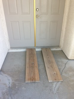 How to Build a Wooden Ramp for a Wheelchair