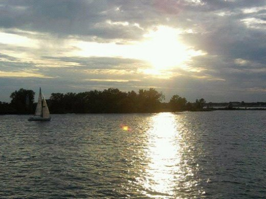Watching sailboats meander along the river with you is a part of the fun and relaxation you will experience when you venture aboard this old-time river boat.