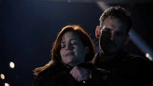 Kate's Reckoning held by Sheriff Burke