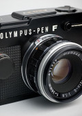 Olympus Pen Half-Frame Cameras, 1959 - 1966