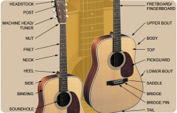 Discover the best acoustic guitars in 2015