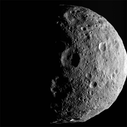 Dawn's view of Ceres