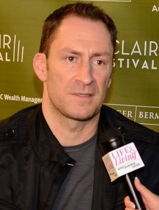 Ben Bailey - Mr. Cab Driver and all around fun guy!