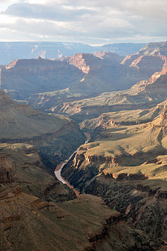 The Grand Canyon is folded sedimentary rocks