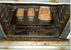 Minnesota Cooking: Ground Beef Meatloaf Recipe With Wild Rice Filling