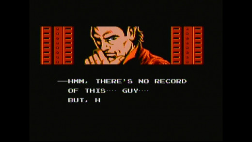 This and the Ninja Gaiden games are the only games I know to have this type of story element in an NES action game.