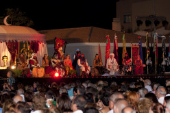 Villajoyosa The Inauguration of the Kings