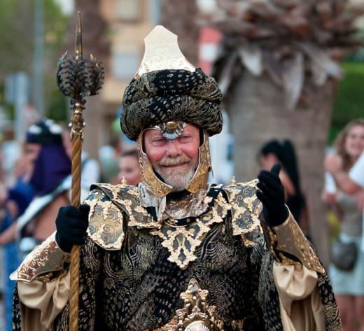 The Moorish King